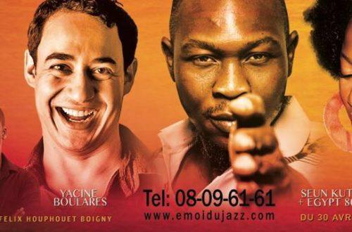 Article : Abidjan capitale du Jazz, tout savoir sur les acteurs de cette révolution