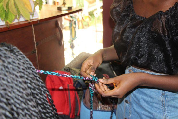 Ateliers KY Braids de Laetitia KY