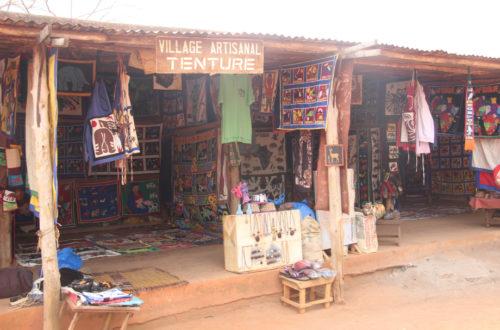 Article : Au Bénin, l'incendie du marché artisanal d'Abomey