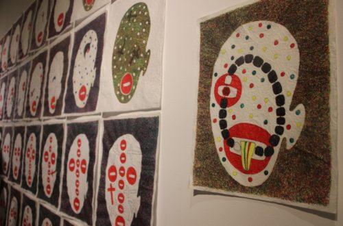 Article : A Abidjan, l'artiste ivoirien Ernest Dükü nous offre sa première exposition solo sur le continent africain