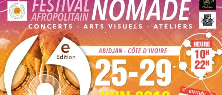 Article : À Abidjan, le festival Afropolitain met le Hip Hop à l'honneur